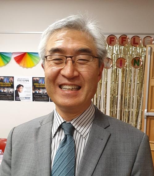 제2회 K-문화축제를 총감독한 조성용 목사