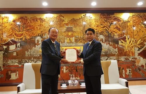 참빛그룹, 베트남 첫 경마장 사업 허가 취득