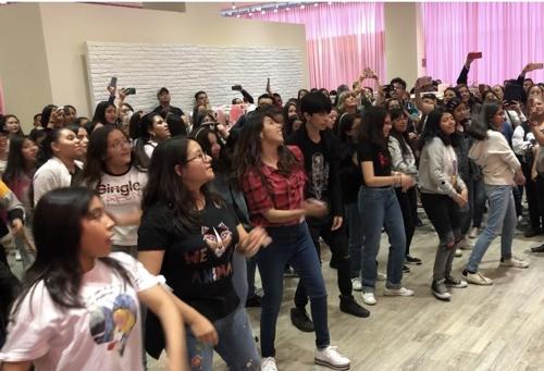 BTS 춤과 노래 따라 하는 멕시코 팬들