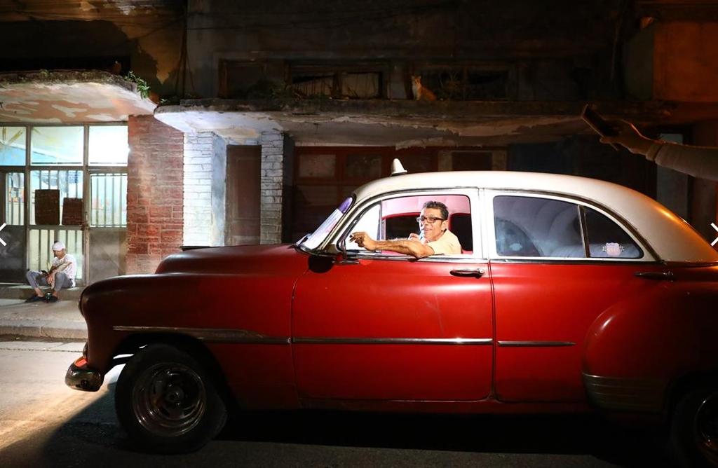 아바나의 올드카 택시 [사진/성연재 기자]