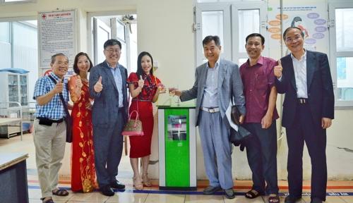 한무영 서울대 교수·WHO, 베트남서 빗물 식수화 지원사업 시동