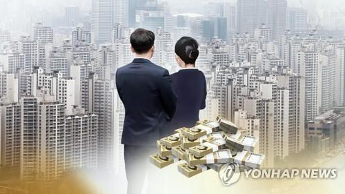 2030 서울아파트 사려면 15년 돈 안 쓰고 모아야 (CG)