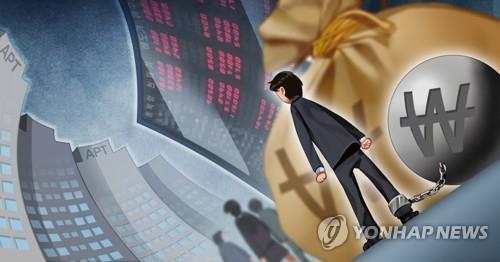 개인투자자 '영끌', '빚투' (PG)