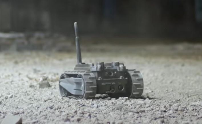 던질 수 있는 소형 경량 로봇[플리어 홈페이지 캡처, DB 및 재판매 금지]