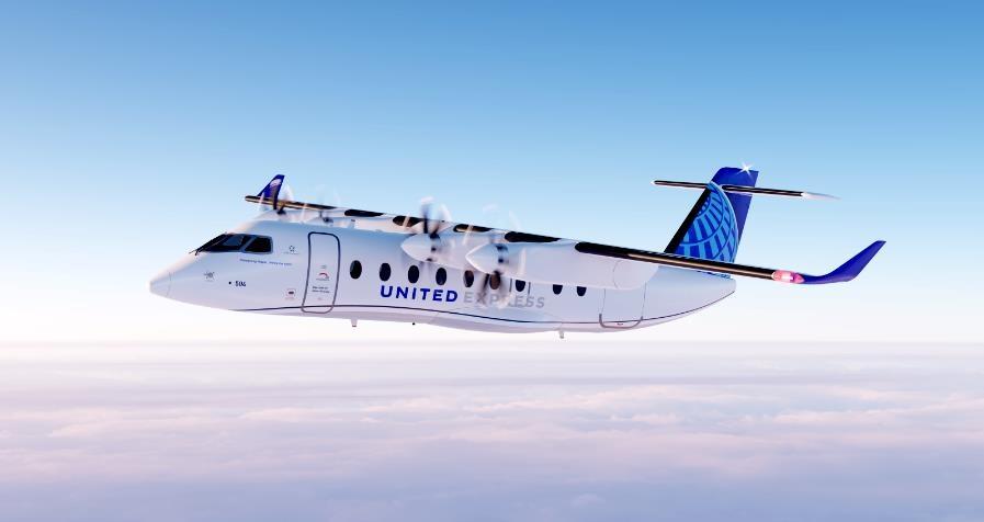 '하트 에어로스페이스'가 개발 중인 19인승 전기 항공기 ES-19 [하트 에어로스페이스 뉴스룸 / 재판매 및 DB 금지]