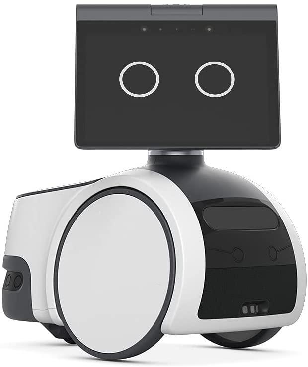 아마존이 공개한 가정용 로봇 '아스트로'
