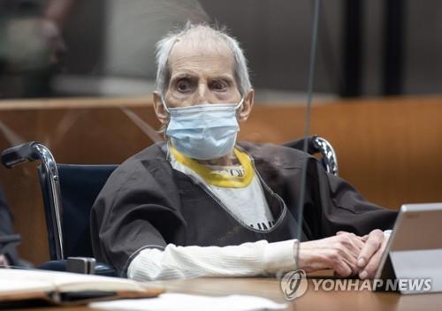 종신형 선고받은 로버트 더스트