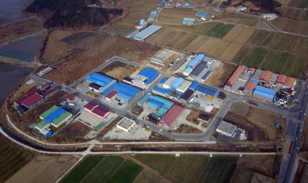 강진군, 농공단지 기반시설 확충·시설개선 추진 - 1