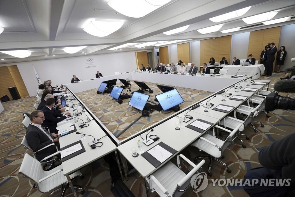 국제복싱협회 조사에 착수한 IOC 집행위원회