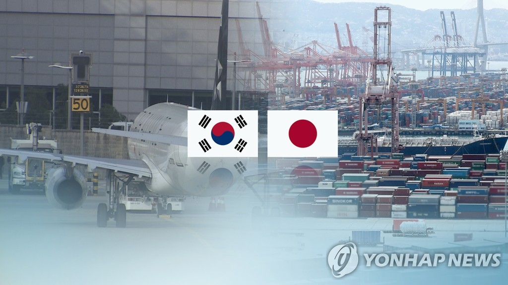 (LEAD) Seoul, Tokyo to hold high-level talks over bilateral trade row in Dec. - 2
