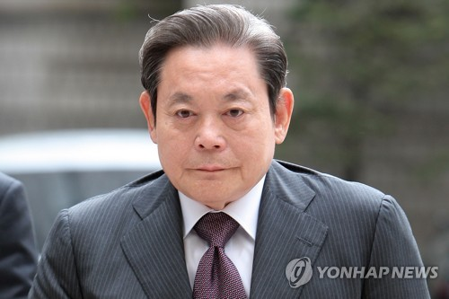 Samsung chief Lee, staunch force behind S. Korea's rise to tech powerhouse, dies