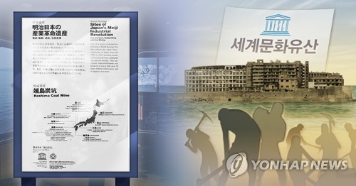 S. Korea urges Japan to keep promise to honor forced labor victims at UNESCO heritage info center