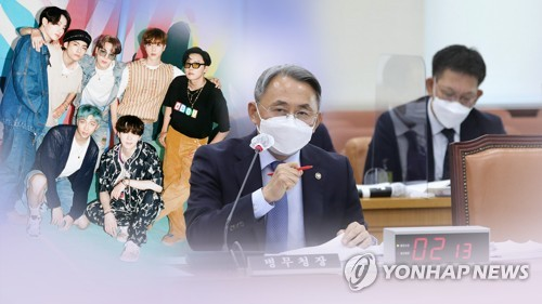 Nearly 60 pct of Koreans support allowing pop artists to delay military service