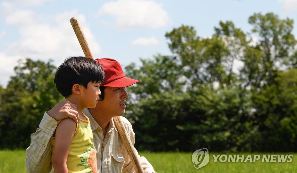 미나리, '영국 아카데미'도 6 개 부문 노미네이트 … 외국어 영화상 등 (종합)