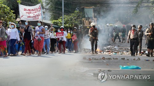 Gov't may consider banning travel to Myanmar if unrest worsens: official