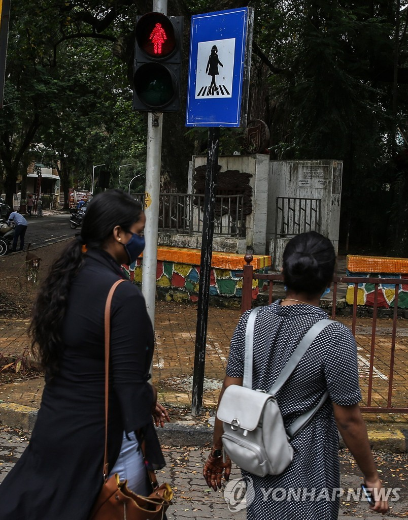 INDIA SOCIETY GENDER EQUALITY TRAFFIC