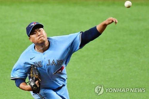 Ryu Hyun-jin to start 2nd game of 1st postseason round for Blue Jays