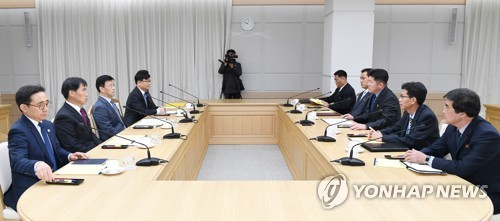 Koreas hold talks about modernizing direct phone lines