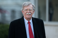 Bolton: N.K. missile test would have 'real impact' on Trump
