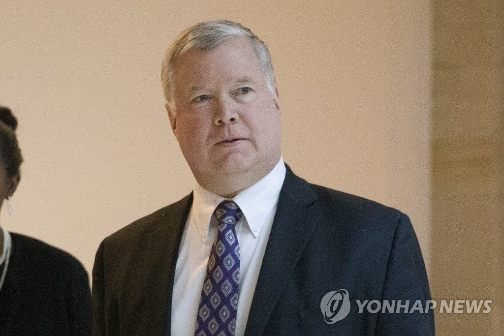 U.S. envoy to visit Britain to push N.K. denuclearization