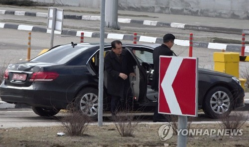 N.K. official heads to Vladivostok after Moscow visit