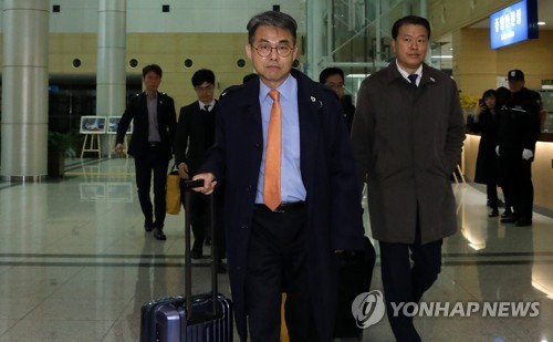 Seoul officials head to liaison office after North's pullout