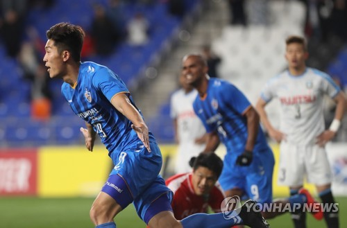 S. Korean clubs looking to extend lead in group stage at AFC Champions League