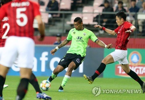 Jeonbuk win AFC match