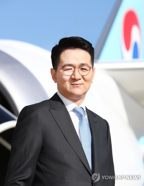 New Hanjin Group chairman