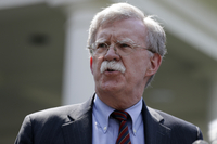 (LEAD) Bolton says N. Korean missile tests are breaches of U.N. resolutions
