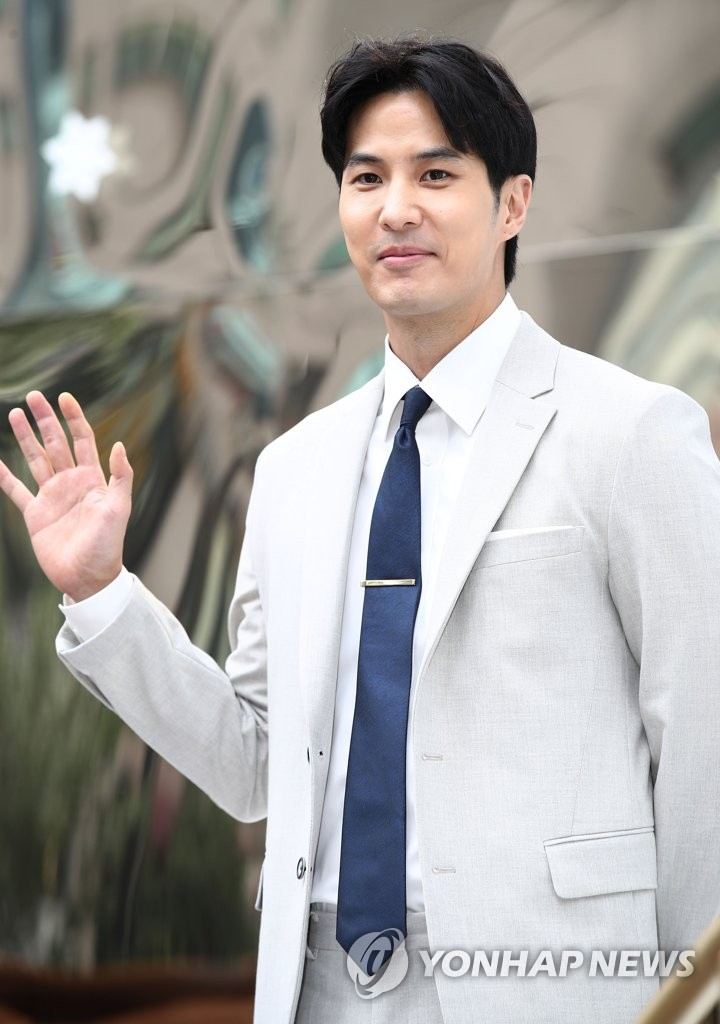 S. Korean actor Kim Ji-seok