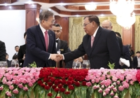 Moon's regional tour injects fresh vigor into his New Southern Policy