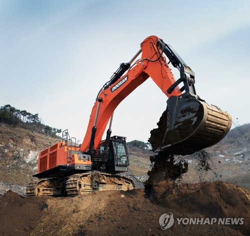 Doosan excavator tapped as Industrial Tech of Year