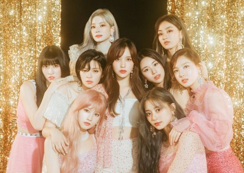 Strategic partnership to help with Twice's promotions