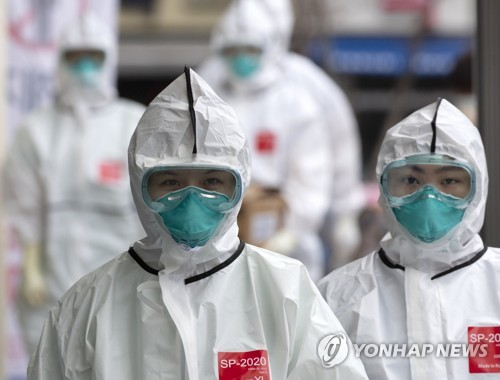 (LEAD) S. Korea's parliament passes extra budget bill to fight coronavirus