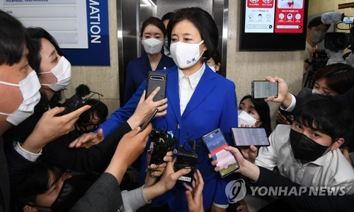 Ruling party's Park Young-sun concedes defeat in Seoul mayoral by-election