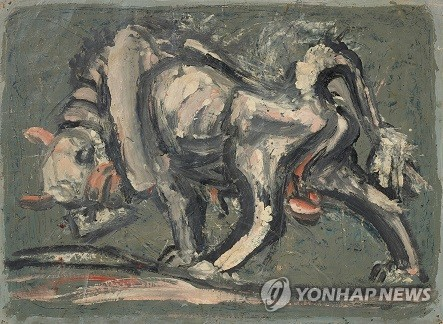 Late Samsung chairman's artworks donated to MMCA include symbolic masterpieces