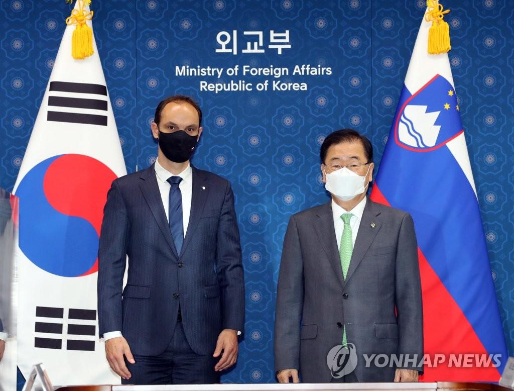 슬로베니아, 한국에 대사관 개설한다