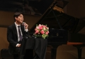 South Korean pianist Cho Seong-jin speaks in a press conference in Seoul on Sept. 3, 2021. (Yonhap)